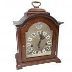 Настольные часы коричневые