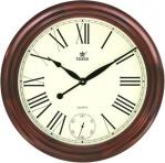 Настенные часы с римскими цифрами
