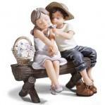 Статуэтки Любовь, Дружба