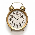 Настенные часы в виде будильника