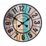 Часы в стиле Ретро, Прованс, Винтаж, Лофт