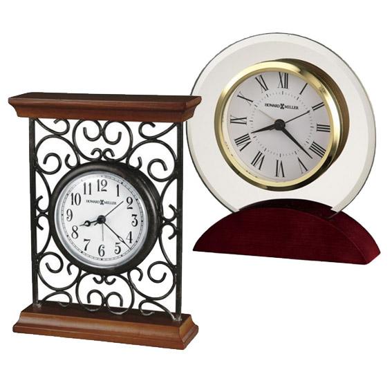 Howard Miller (США) Настольные и каминные часы