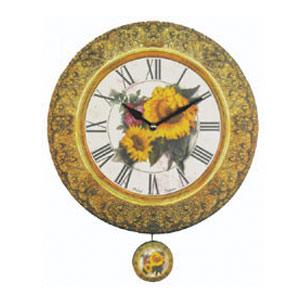 Настенные часы в стиле «Декор»