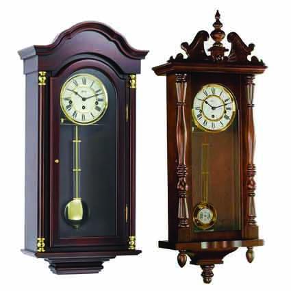 Механические настенные часы с боем