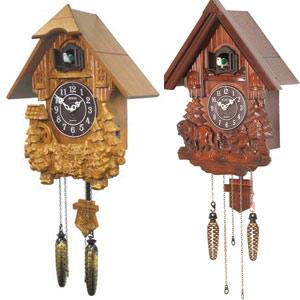 Часы с кукушкой Sinix (Ю.Корея)