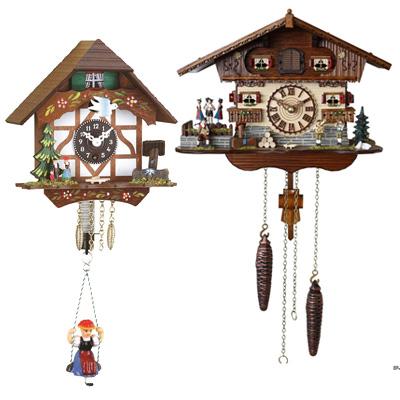 Часы с кукушкой Trenkle (Германия)