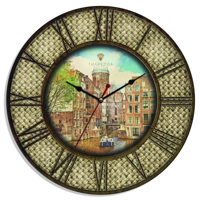 Интерьерные часы Тиарелла