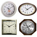 Часы разной формы