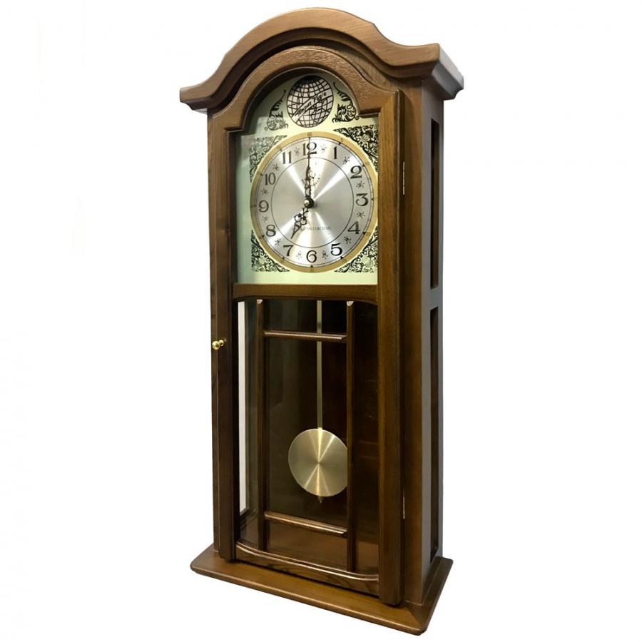 Настенные часы Woodpecker 9347L(M) (07) с маятником и боем