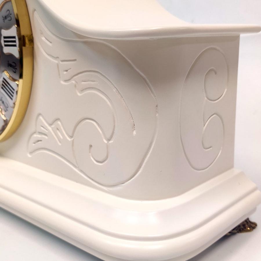 Настольные часы SARS 0077-340 White