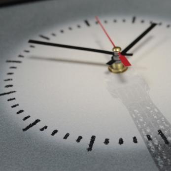 """часы из песка Династия 03-008 """"Вечерний Париж"""""""
