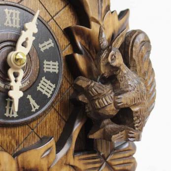 Часы кварцевые с кукушкой SARS 0533-8