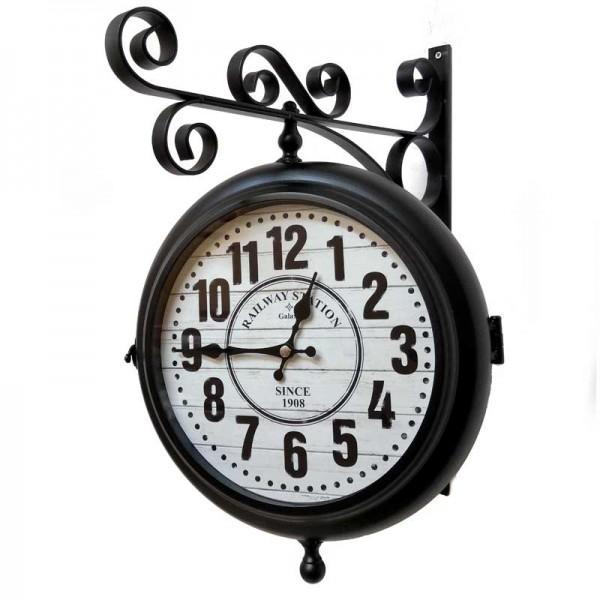 двусторонние часы GALAXY AYP-820 Black