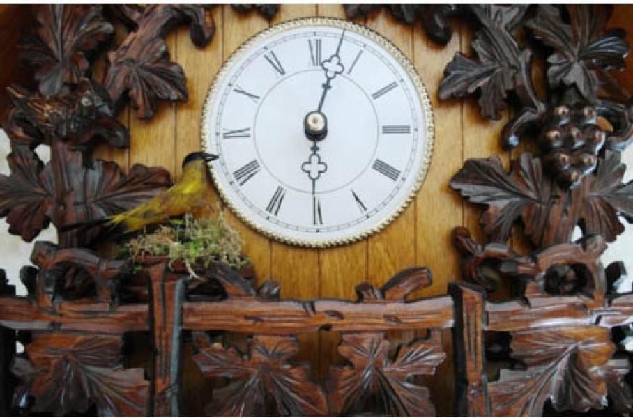 часы с кукушкой Rombach & Haas 5500