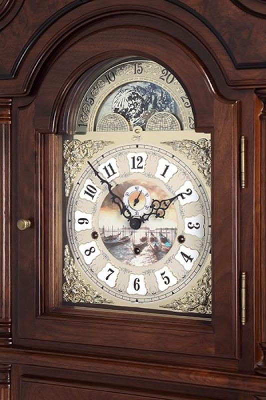 Напольные механические часы Vostok МН6211-11