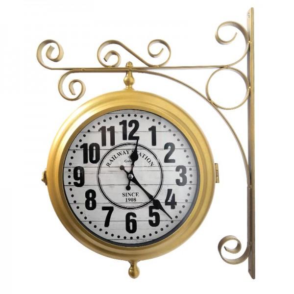 часы GALAXY AYP-820 Gold
