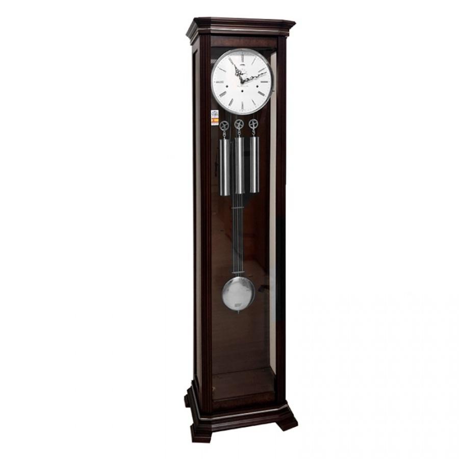 Напольные часы SARS 2078a-71С Dark Walnut Silver