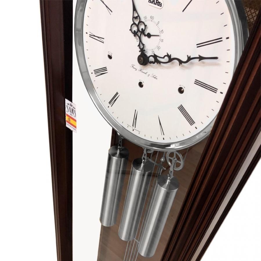 часы SARS 2078a-71С Dark Walnut Silver