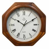 Деревянные настенные часы Woodpecker 7061W1 (05)