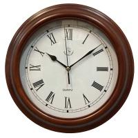 Деревянные настенные часы Woodpecker 7066W1 (07)