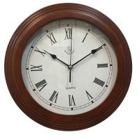Деревянные настенные часы Woodpecker 7127T (07)