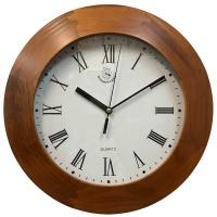 Деревянные настенные часы Woodpecker 7146W (09)