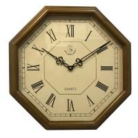 Деревянные настенные часы Woodpecker 8003 (06)