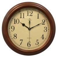 Деревянные настенные часы Woodpecker 8007 (07)