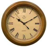 Деревянные настенные часы Woodpecker 8008 (06)