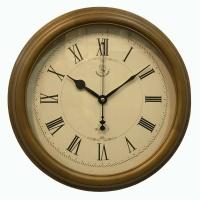 Деревянные настенные часы Woodpecker 8011 (06)
