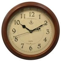 Деревянные настенные часы Woodpecker 8011 (07)