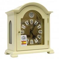 Настольные кварцевые часы SARS 0095-15 Ivory