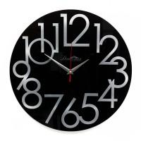 Настенные часы из стекла Династия 01-084