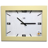 Большие настенные часы SARS 0196a Ivory
