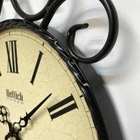 Настенные часы Hettich 02053HTB