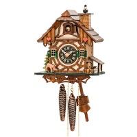 Механические часы с кукушкой Engstler 4130