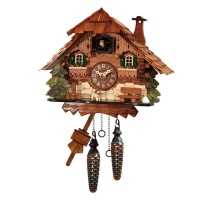 Часы с кукушкой Engstler 414-QM
