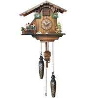 Часы с кукушкой SARS 0424-8M