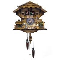 Кварцевые часы с кукушкой SARS 0490-8MT