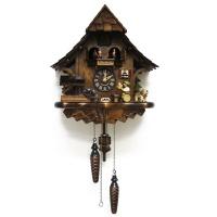 Часы с кукушкой Engstler 492-QM