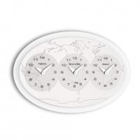 Настенные дизайнерские часы Incantesimo Design Tre ore nel mondo