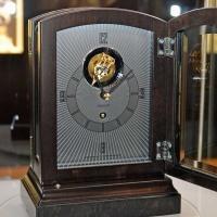 каминные часы Kieninger 1277-96-01