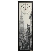 """Настенные часы из песка Династия 03-005 """"Туманный Лондон"""""""