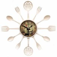 Настенные часы GALAXY 133-A для кухни