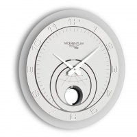 Настенные дизайнерские часы Incantesimo Design Momentum Pendulum с маятником