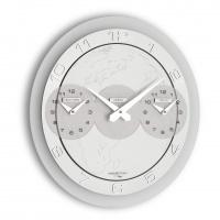 Настенные дизайнерские часы Incantesimo Design Momentum Three Hours