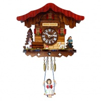 Часы со звуком кукушки Engstler 1793-SQ