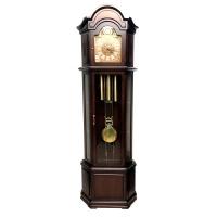 Напольные часы-витрина SARS 2081a-451 Dark Walnut