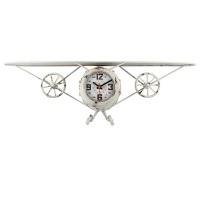 Настенные часы-самолет Lowell 21468B