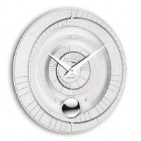 Настенные дизайнерские часы Incantesimo Design Equinotium с маятником